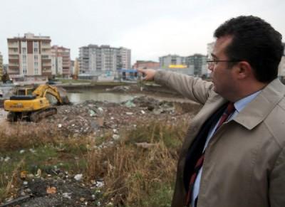 Taşçı: Projeler kenti olduk