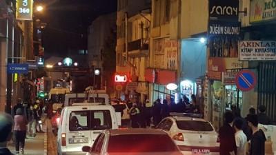 Ensar Vakfı'na protesto: 12 gözaltı