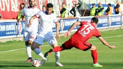 Gol sağnağı 2-2