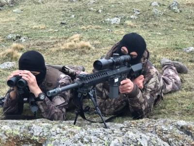 Karadeniz'de teröristlere göz açtırmıyorlar