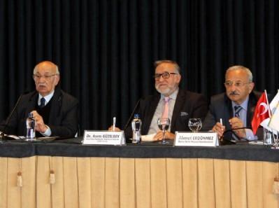 Samsun'da kültürel panel