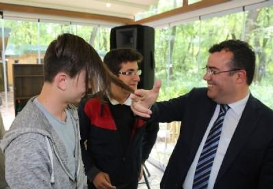 Atakum'da öğrenci buluşması