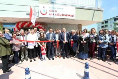 Canik'e yeni sağlık merkezi
