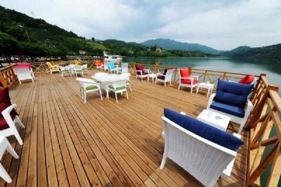 Saklı Cennet'e turistik tesis