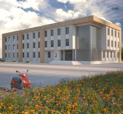 Bafra İşletme Fakültesi binasına kavuşuyor