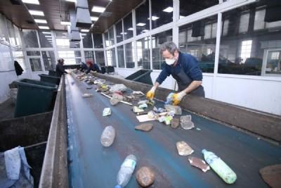 Ordu'ya 2. çöp ayrıştırma tesisi