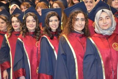 OMÜ'den 125 diş hekimi mezun oldu