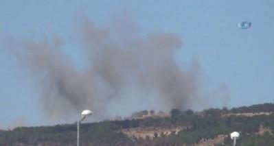 Türkiye Afrin'i vuruyor