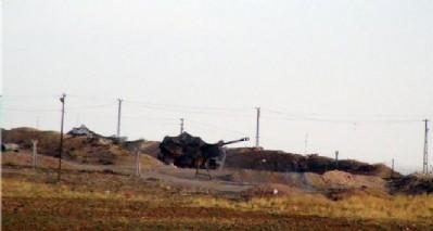 TSK Suriye'deki PYD mevzilerini vurdu