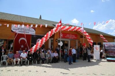 Yaşlılar Yaşam Merkezi Artvin'in Şavşat ilçesinde açıldı