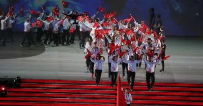Deaflympics muhteşem başladı