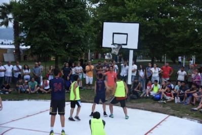 Berkay Akbaş Sokak Basketbol Turnuvası