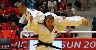 İlk altın madalya judodan