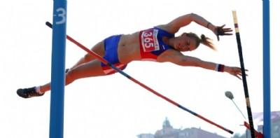 Atletizm rekorlarla başladı