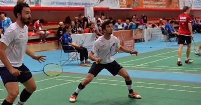 Badmintonda ilk galibiyet