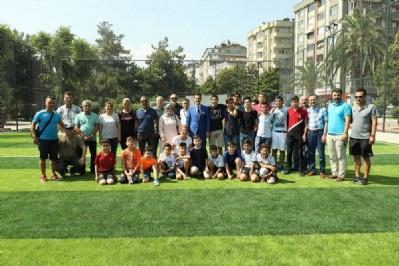 Gençlik Parkı yenileniyor