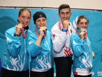 Deaflympics'te 8. günde 4 madalya