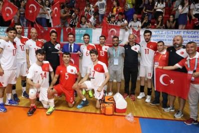Tok: Olimpiyatlar Samsun'a değer kattı