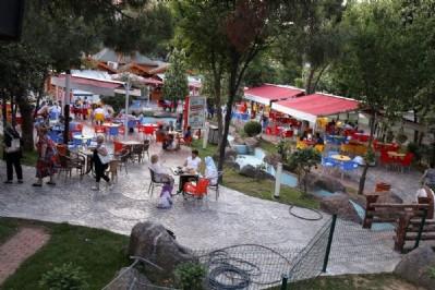 Gazi Park yeni görünümüne kavuştu