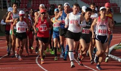 Maratonda Kenya tulum çıkardı