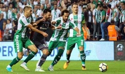 Pepe'den Konya'ya Süper hediye 2-1