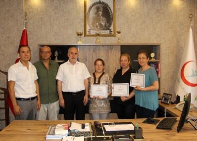 Organ bağışında Türkiye birincisi Atakum
