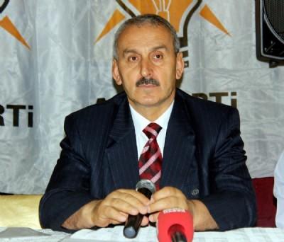 Teyyare, AK Parti'de aday