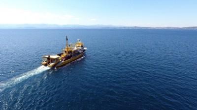 Sinop'ta balık değil sinek avı