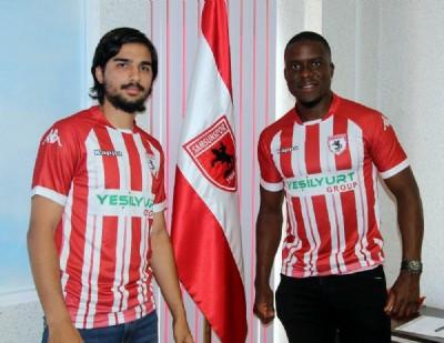 Yeni transferler tanıtıldı