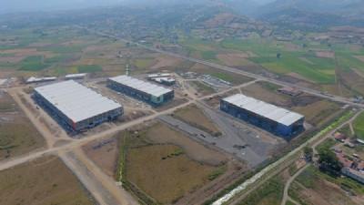 Tekkeköy, Türkiye'nin 4'üncü büyük lojistik üssü oluyor