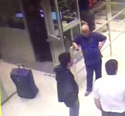 Valizde yurt dışına kaçamadı