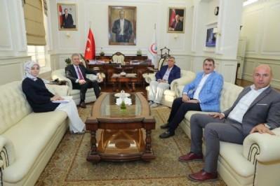 Tekkeköy'e devlet hastanesi müjdesi
