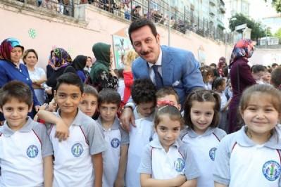 Başkan Tok'tan yeni okul müjdesi