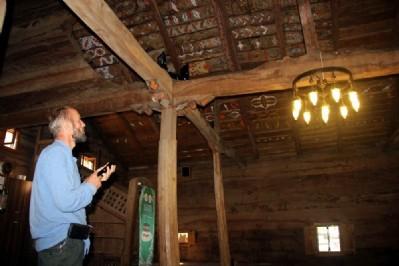 8,5 asırlık çivisiz caminin ilginç hikayesi