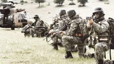 Bordo Bereliler Karadeniz'de operasyonda
