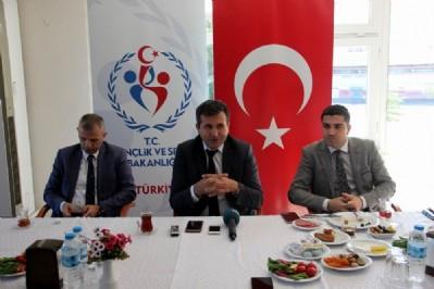 'Samsun, Türkiye'nin gülen yüzü olacak'