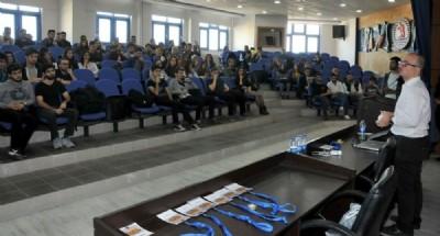 OMÜ'de siber güvenlik kampı