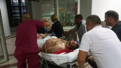 Samsun'da silahlar patladı