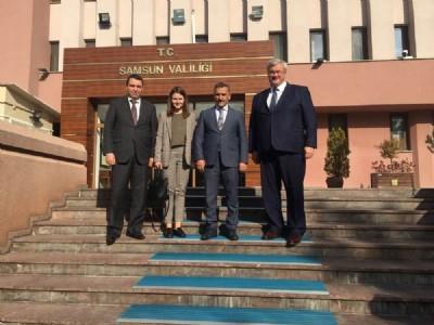 Ukrayna'dan Türk iş adamlarına davet