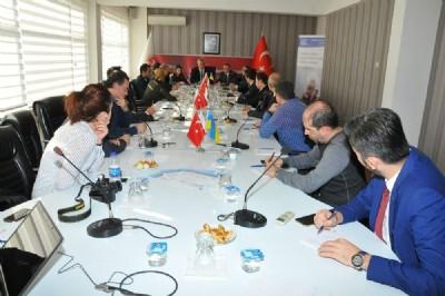 Büyükelçi, Ukrayna'nın yatırım fırsatlarını anlattı