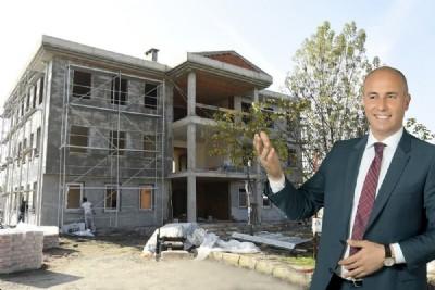 Tekkeköy'de tesis sayısı artıyor