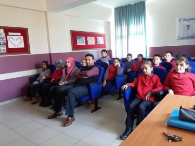 Fatma Çavuş'a uluslararası tanıtım