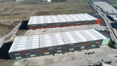 Türkiye'nin ilk intermodal lojistik merkezi