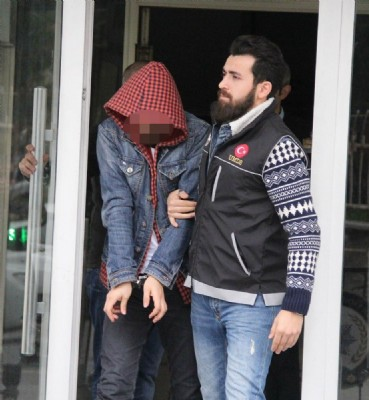 Bonzai ile yakalanan gence 12,5 yıl hapis