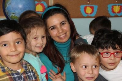 Nurten Öğretmen: Ödülü çocuklara bağışlayacağım