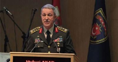 Genelkurmay'dan YPG açıklaması