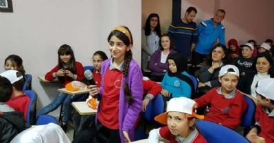 Öğrencilere gıda güvenliği eğitimi