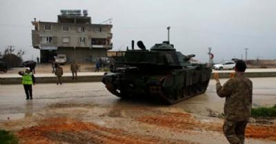 Hükümet'ten Afrin operasyonu açıklaması