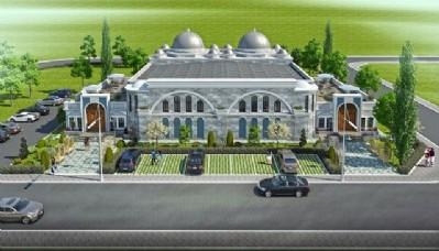 Tekkeköy'e Osmanlı hamamı