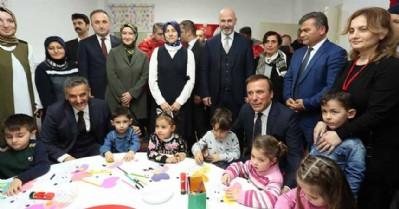 Canik'te Başbakanlı açılış